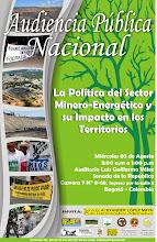 Audiencia Pùblica Nacional
