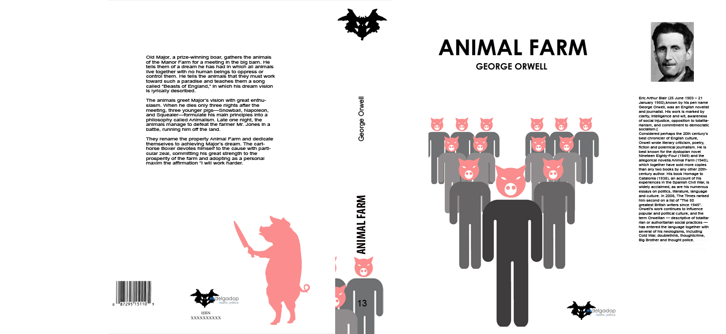 an imperative philosophy of animal farm by george orwell I remember being assigned animal farm sometime around late grade school i also remember coming away from it knowing that it had an important message, but not necessarily grasping the full weight of its implications.