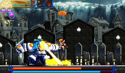 Valdis Story: Abyssal City Screenshots 2