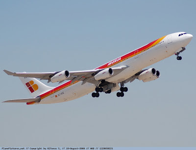 philippine airlines airbus a340