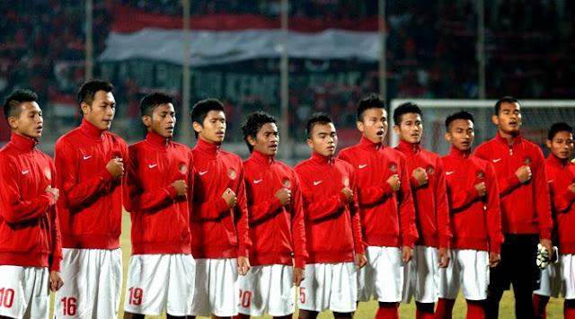 Daftar Skuad Pemain Timnas Indonesia Kualifikasi Piala AFC U-19 2013