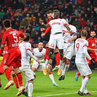 Bayer Leverkusen Dipermalukan AS Monaco 0-1