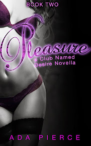 Pleasure- A Club Named Desire Book 2
