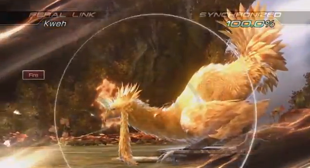 Final Fantasy XIII-2 Master of Monsters 2012 Trailer Impressions RPG Video Game Trailer Review Use Chocobo in Battle