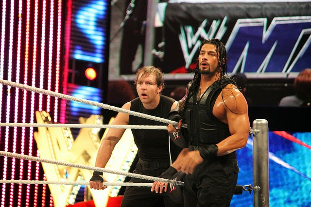 Dean Ambrose and Roman Reigns, WWE