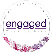 Featured on Engaged Wedding Blog