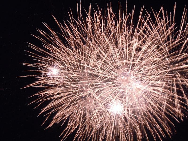 Vancouver Celebration of Light fireworks