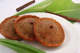 Kue Cucur Khas Kalimantan Selatan