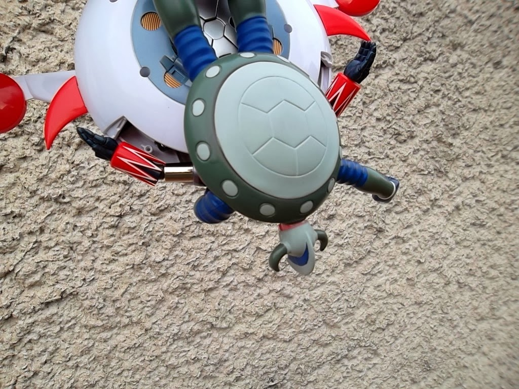 Le golgoth Game Game de Osaka Toys 012