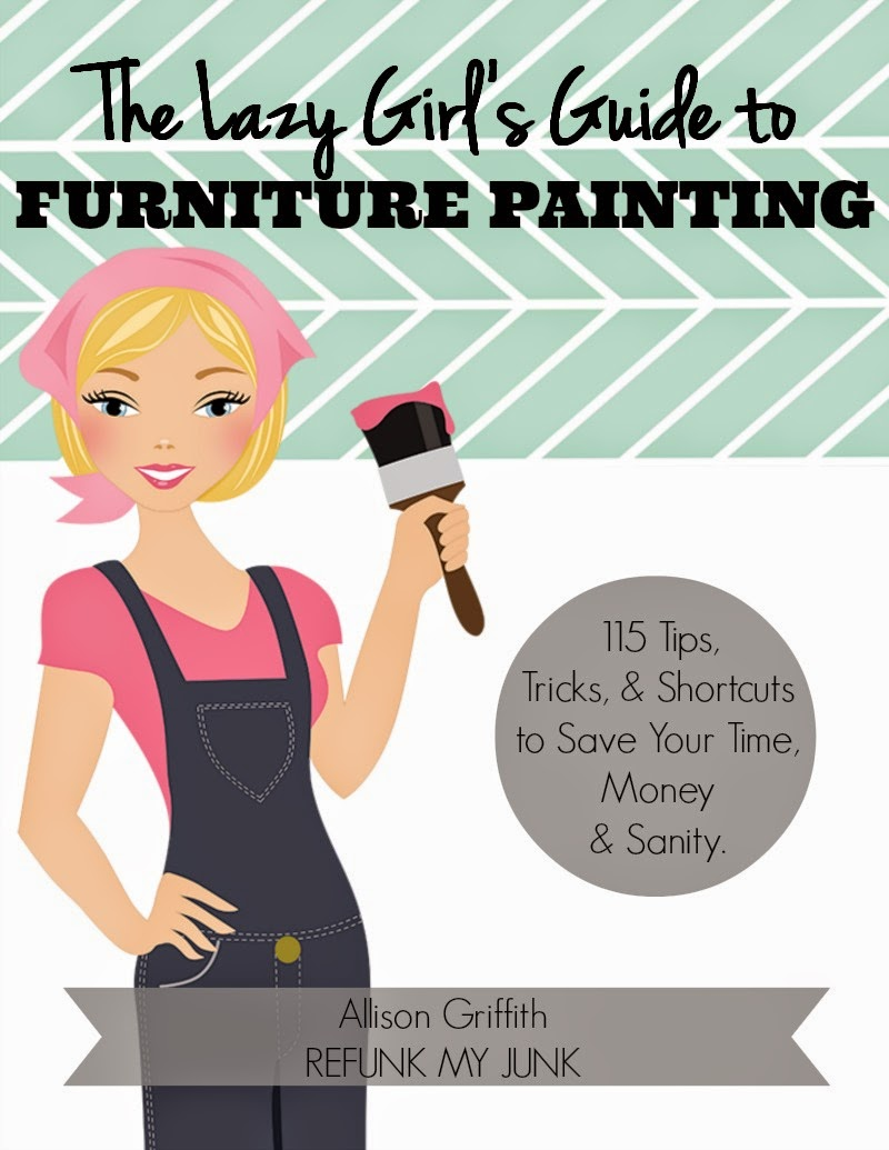 refunk my junk, furniture painting, furniture painting tips, with mommy is coocoo