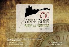 750 ANIVERSARIO ARCOS DE LA FRONTERA 1264-2014
