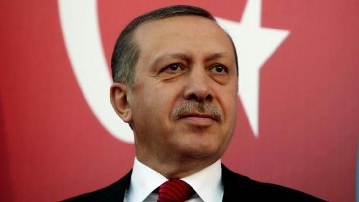 Ο νέος Πρόεδρος της Τουρκίας Ερντογάν