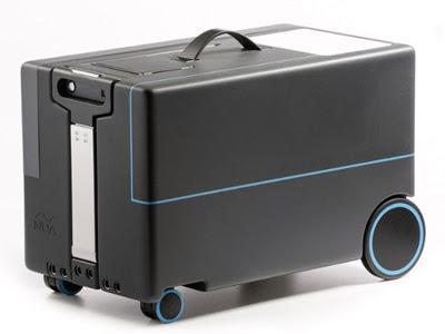 Mala inteligente NUA Robotics
