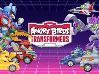 Download Game Angry Birds Transformers .APK Terbaru Gratis