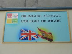 Colegio Santa Ana de Caspe (Zaragoza)