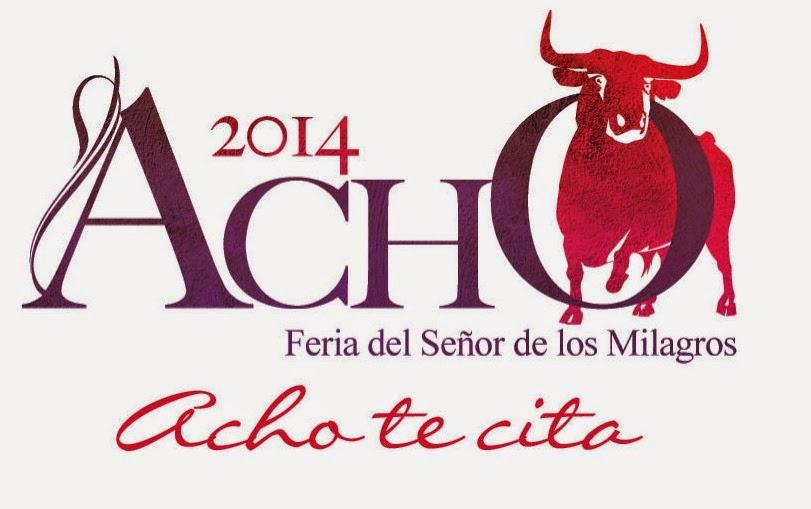 Página oficial Acho 2014.