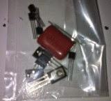 Transistor lampu hemat energi