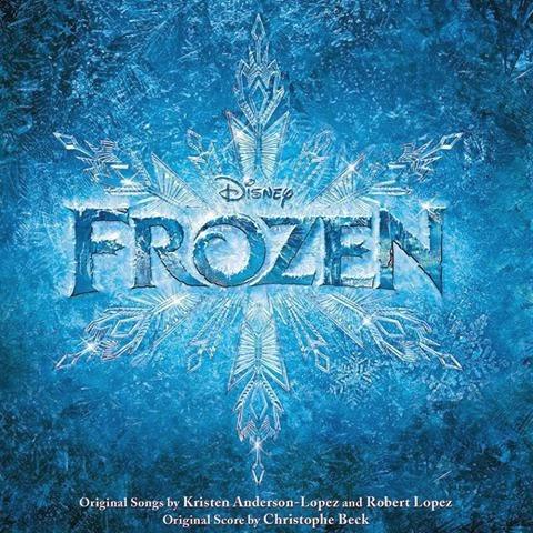 frozen soundtrack cover