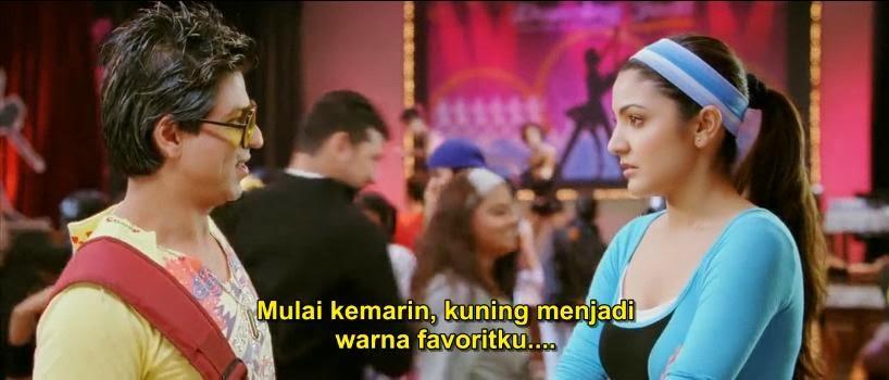 Rab Ne Bana Di Jodi (2008) BRRip 1028p Subtitle Indonesia