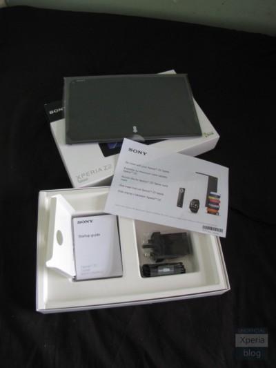 Penjualan Tablet Xperia Z2 Tidak Akan Disertai Stylus