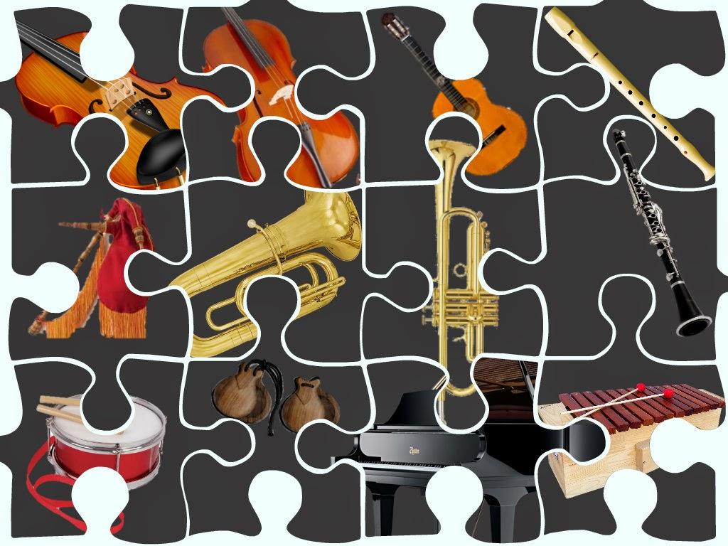 Grammazzle Música Intrumentos Musicales Educación Musical TIC