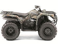 2013 Grizzly 350 Auto 4x4 Yamaha pictures 4