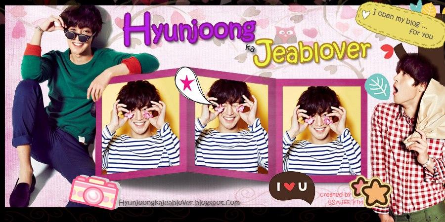 Hyunjoong ka Jeablover