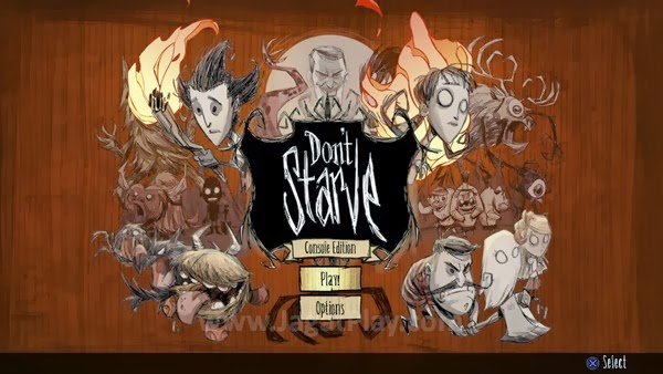 Review: Do not Starve - Console Edition: Learning to Survive!