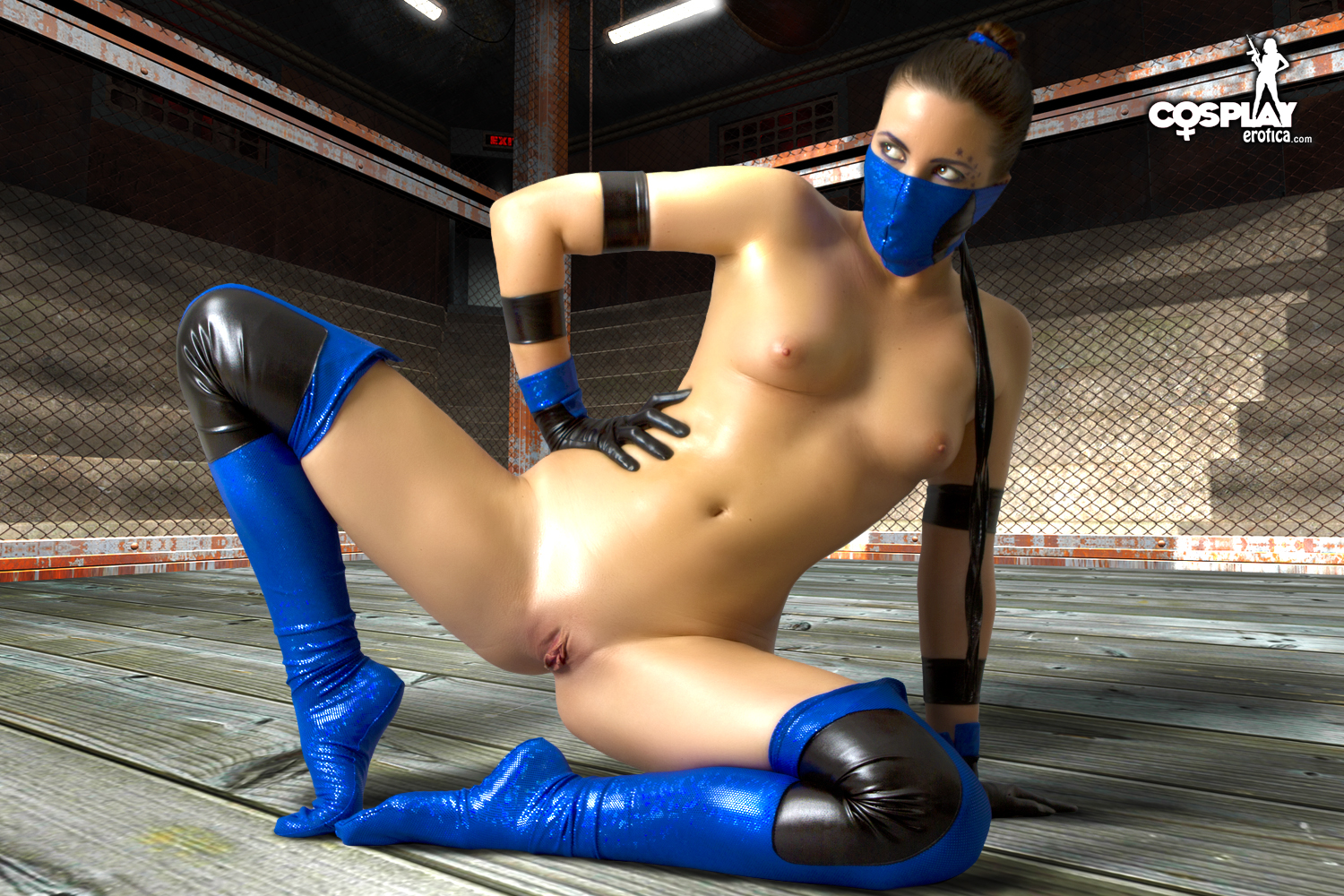 Nude patch boobs mortal kombat erotica comics