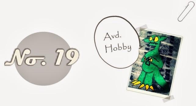 Nr. 19 avd. hobby