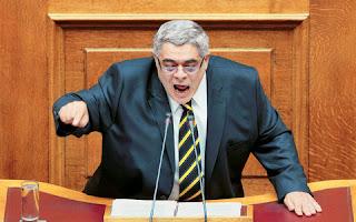 """Νικόλαος Μιχαλολιάκος: """"Μας πήγατε δεκαετίες πίσω! Ναι στην δραχμή, για να πάψει η υποταγή!"""" ΒΙΝΤΕΟ"""