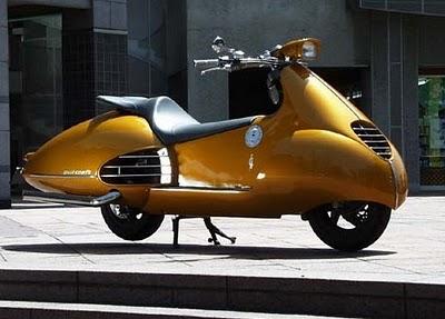 Modif Jap's Style Bike