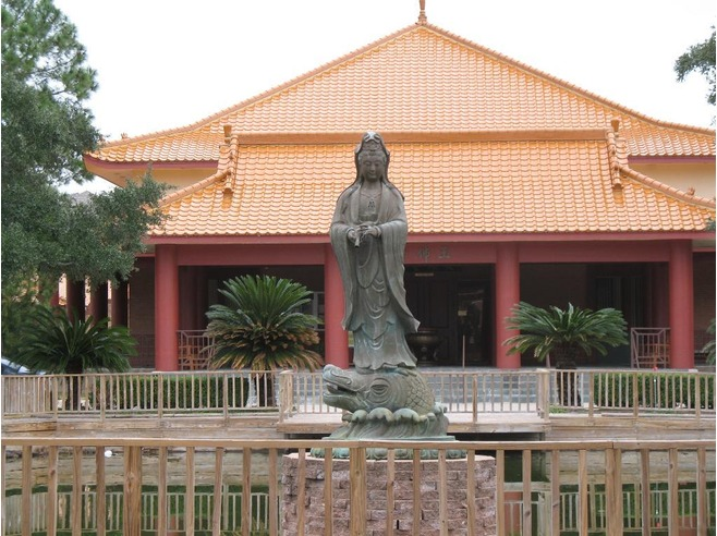 Jade Buddha Temple - English Dharma Group