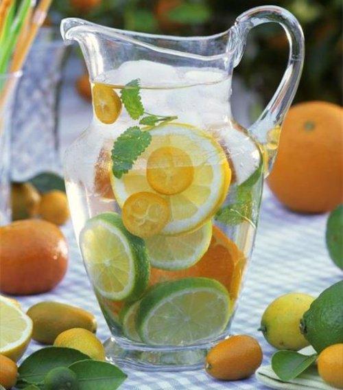 Remède naturel à base de plantes et de fruits pour cesser de fumer