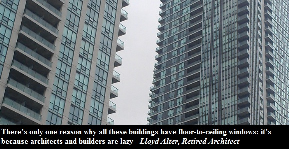 Problems With Torontos Glass Skinned Condos