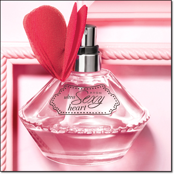 Perfume avon sexy