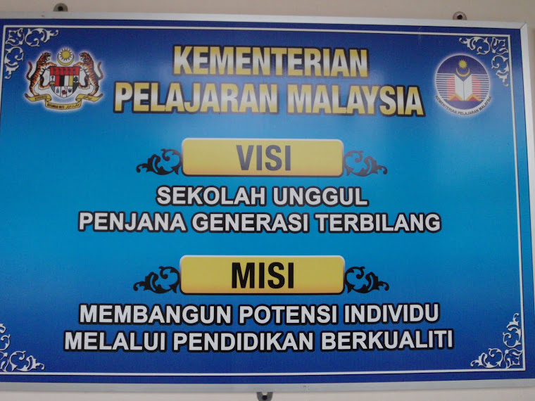 Visi dan Misi Kementerian Pelajaran Malaysia