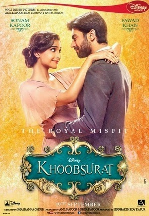 Watch Khoobsurat (2014) Non Retail DVDRip Hindi Full Movie Watch Online Free Download