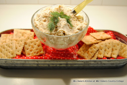 Old Fashioned Chicken Spread