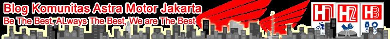 Blog Komunitas Astra Motor Jakarta