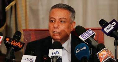 دكتور محمود أبو النصر وزير التربية والتعليم