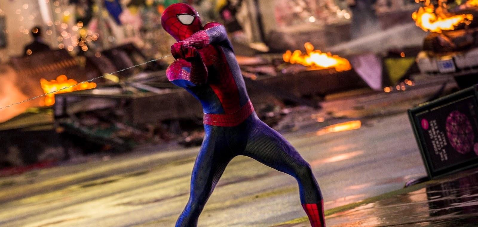 O Espetacular Homem-Aranha 3 pode ser adiado para 2017