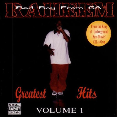 Raheem – 1986-1997: Greatest Hits Volume 1 (Bad Boy From GA) (1997) (320 kbps)
