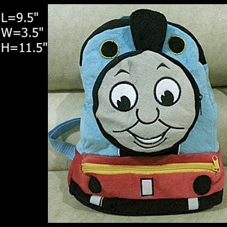 thomas and friends train backpack bag