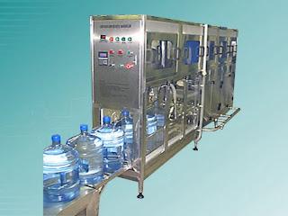 Mesin filling botol AMDK - Air Minum Dalam Kemasan Mesin-filling-botol-amdk2