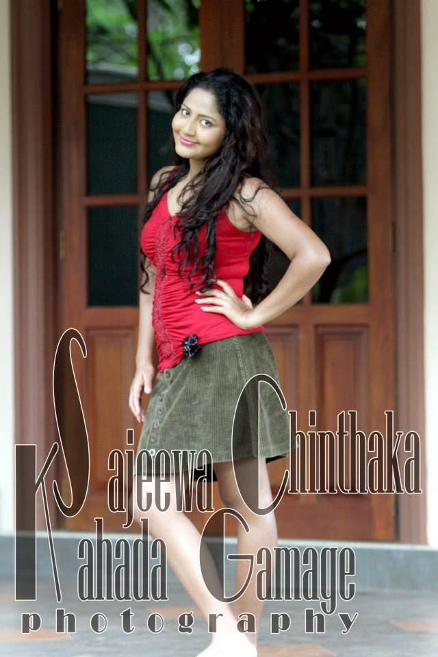 Lochana Imashi mini skirt