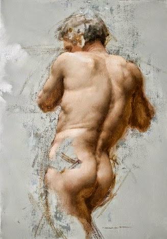 pinturas-de-hombres-oleos-realistas