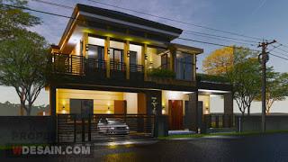 Rumah Minimalis 17x15