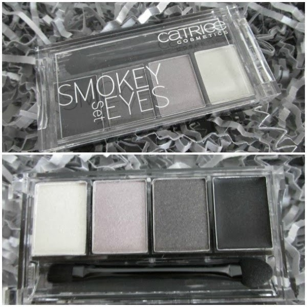 Catrice Smokey Eyes Palette in 010 Smoking Area