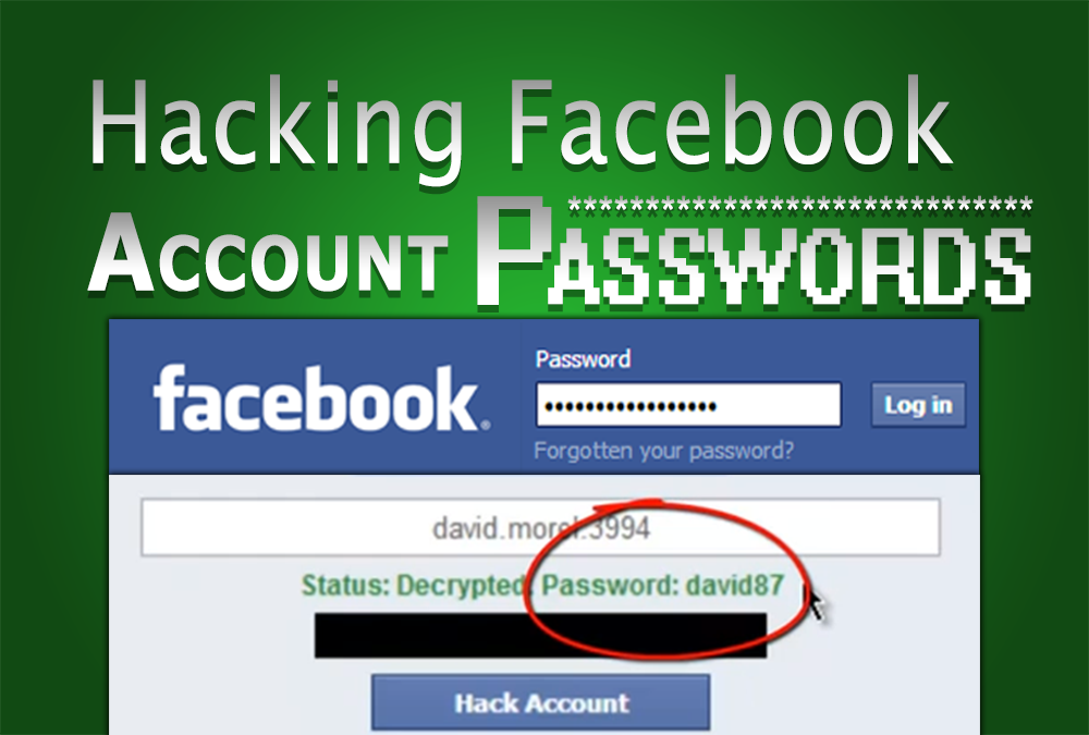 We want to remind you that this tutorial How to Hack Facebook Account ...